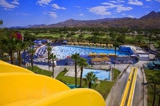 "Cool Off with ""Dive-In Movies"" at Palm Springs Attraction"