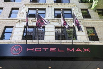 Rock Out With the Hotel Max Getaway Package