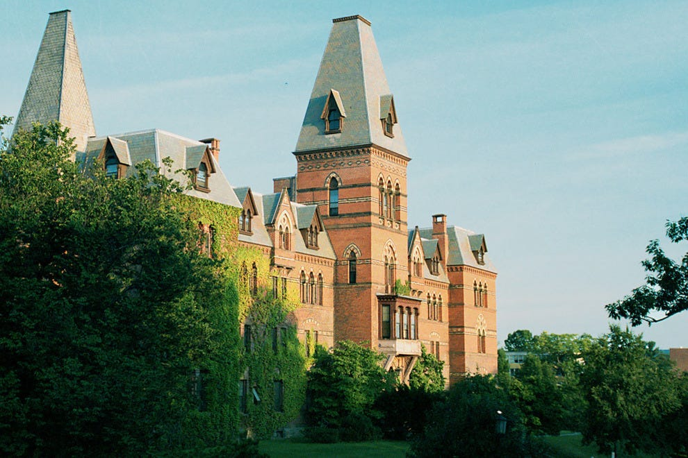 10 Most Beautiful College Campuses Features Photo Gallery