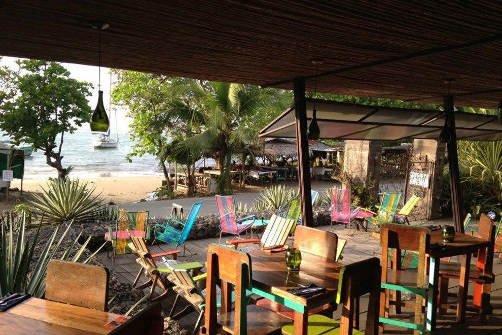hookup bar och restaurang Costa Rica