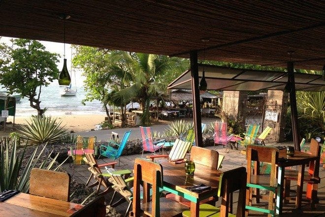 Outdoor Dining in Costa Rica