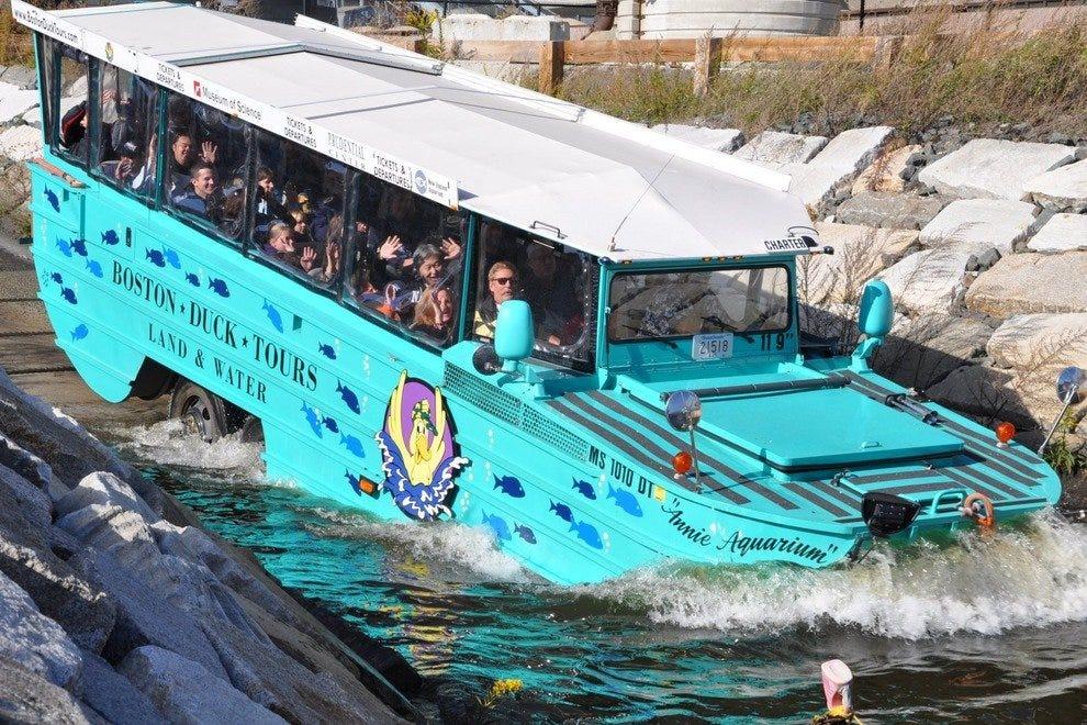 Houston History Bus Tour