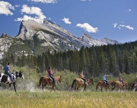 Exotic and Beautiful Places to Ride Horses