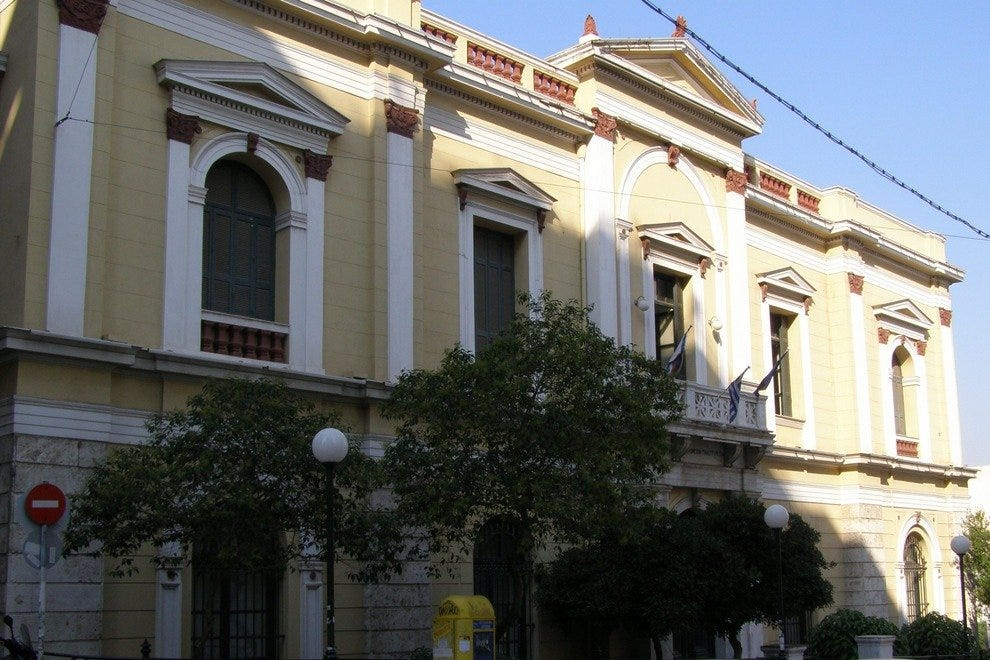 Municipal Gallery of Piraeus