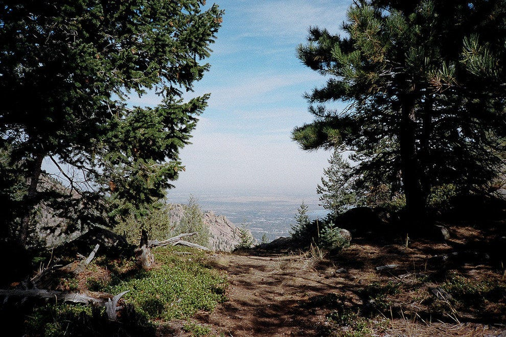 Bear Peak Trail