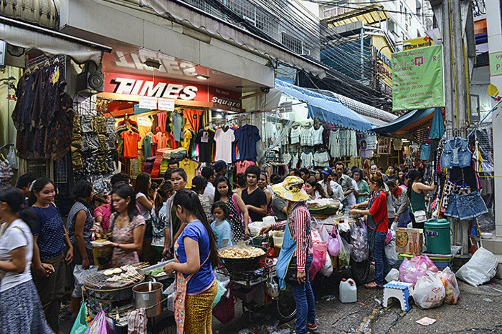 Pratunam Market Bangkok Shopping Review 10best Experts
