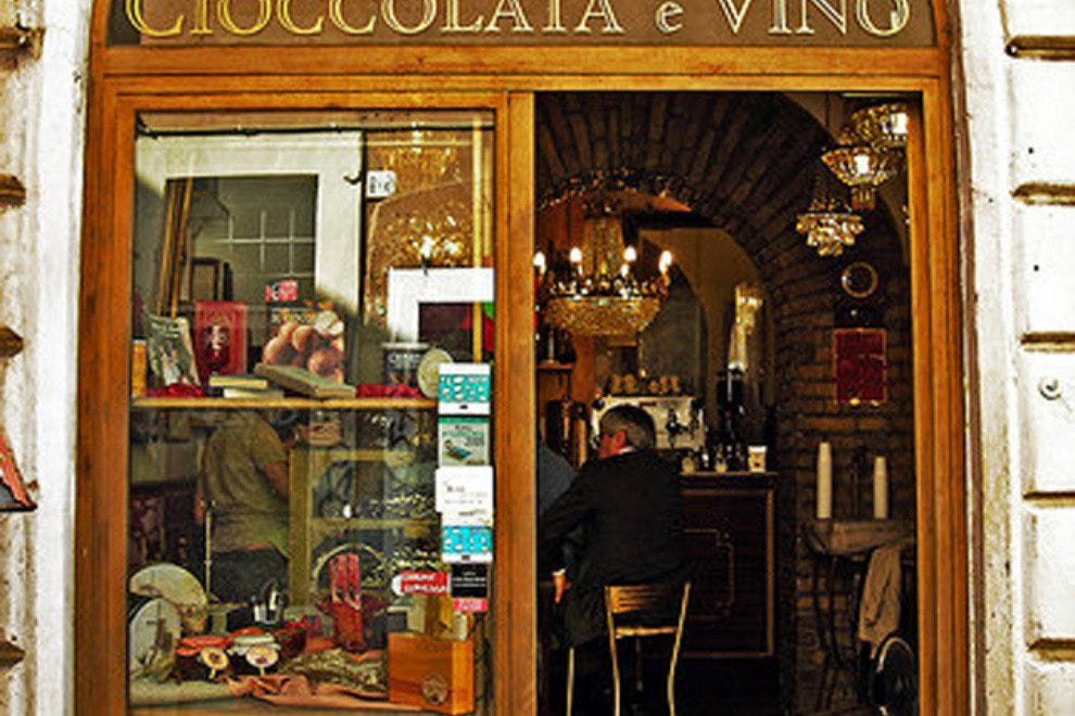 Where to Get Chocolate Shots in Rome