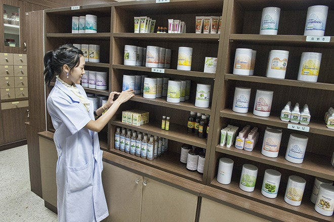 Traditional Thai Medicine Research Institute