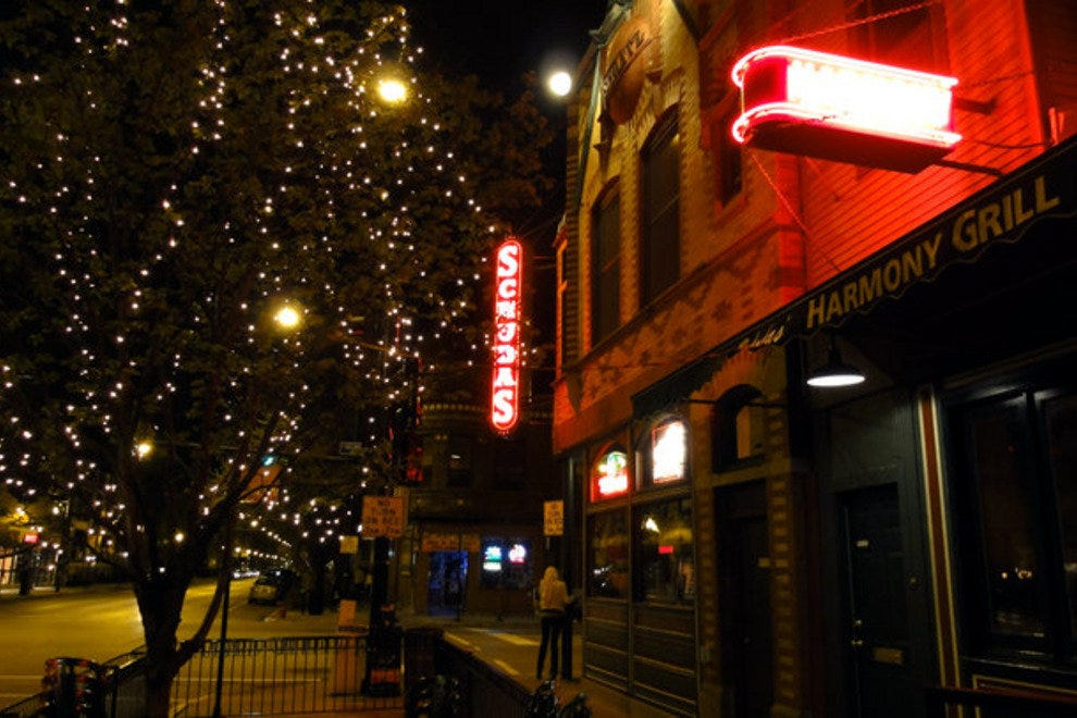 Schubas Tavern and the Harmony Grill