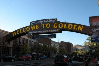 Day Trip to Golden, CO: Dining, Drinks and Outdoor Fun