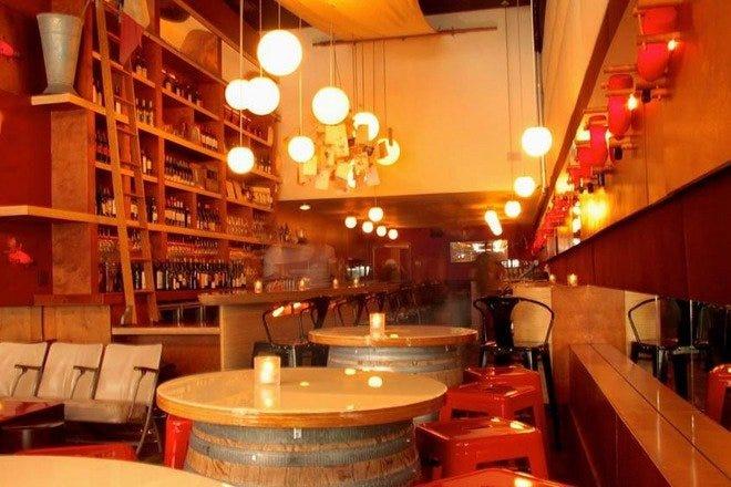 Wine Bars in San Francisco