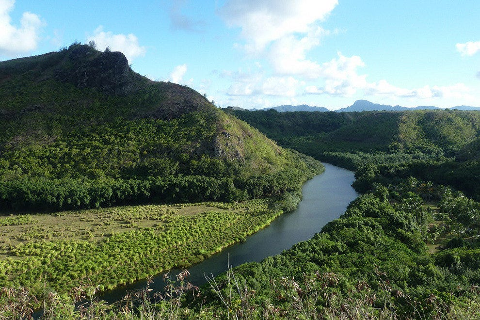 Attractions near cruise port attractions in kauai outfitters kauai wailua river tour solutioingenieria Image collections