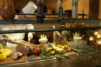 Jump in the Line: Chow Down at Orlando's Diverse Buffet Options