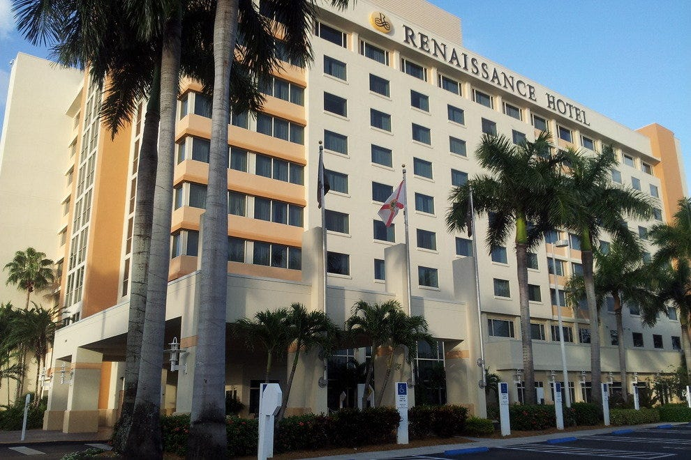 The Renaissance Hotel in Plantation, Florida