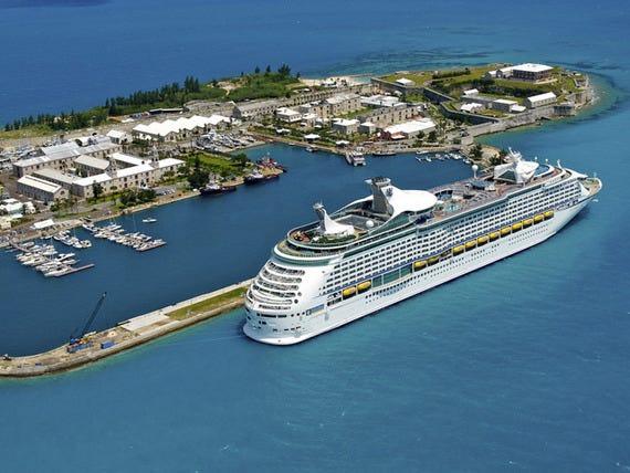Royal Naval Dockyard Bermuda Rachael Edwards