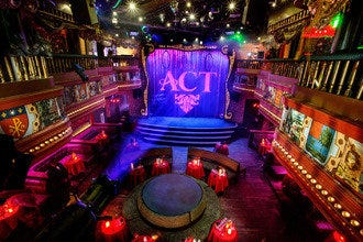 New Vegas nightclub The ACT redefines nightlife experience