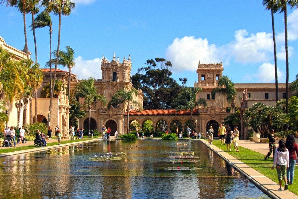 Picturesque Balboa Park: A Photographer's Dream