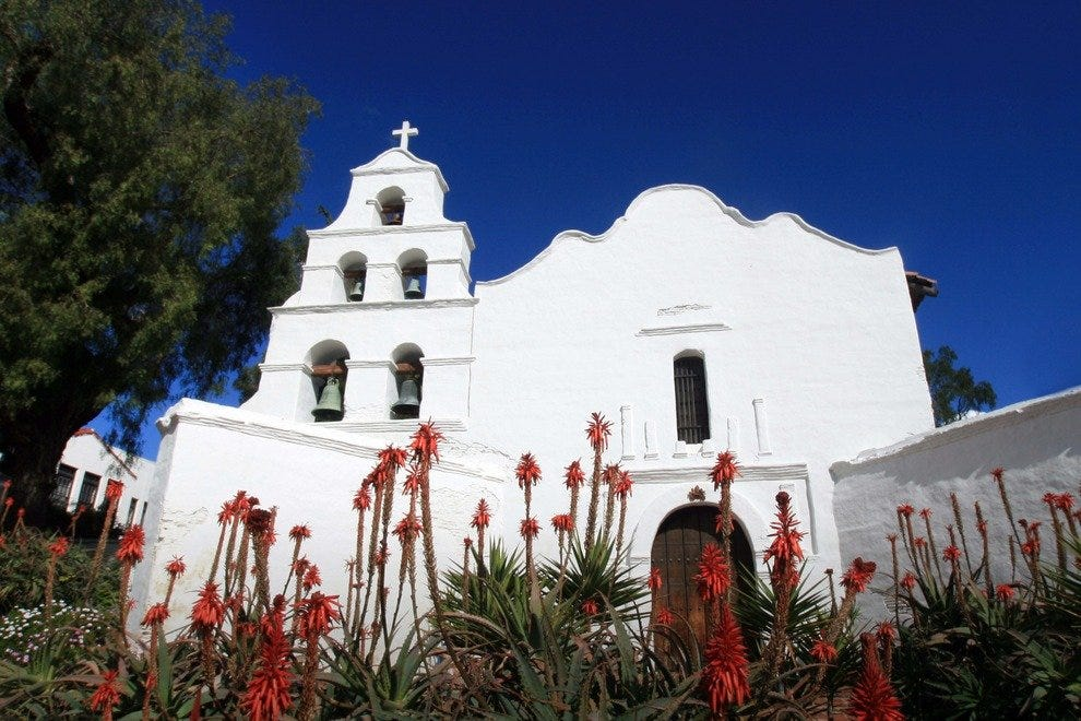 San Diego Mission: Capture a Slice of California History