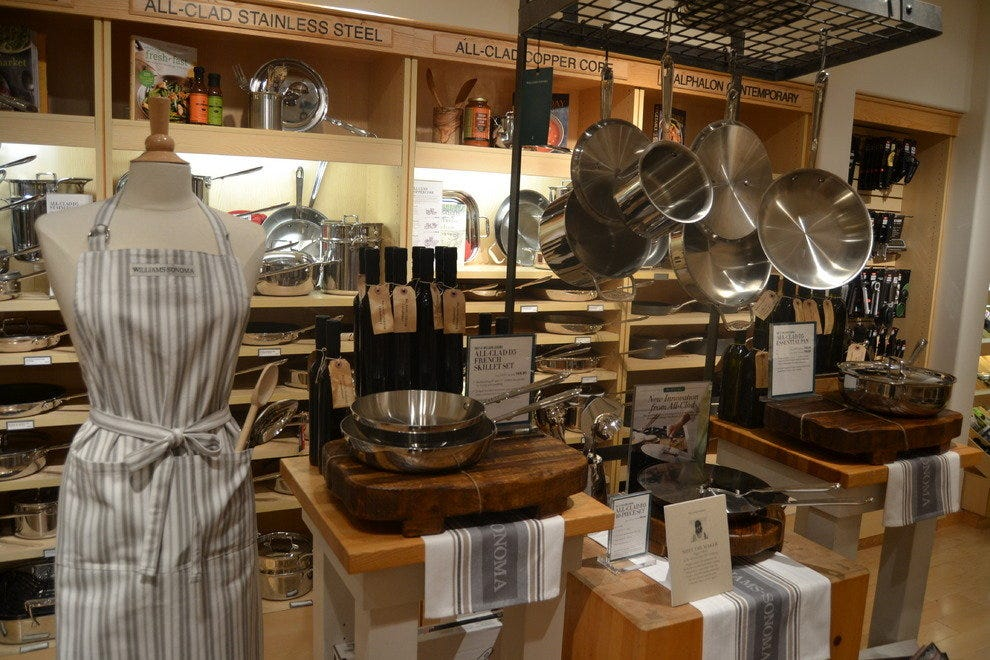 Williams Sonoma, Galleria Mall, Fort Lauderdale