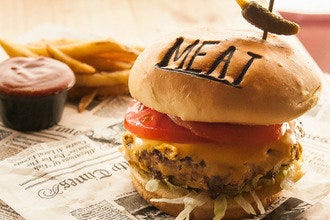 Gourmet Fast Food at M.E.A.T. Eatery and Taproom in Islamorada