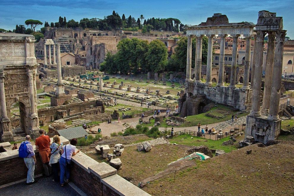 One day of sightseeing in rome civitavecchia shore excursion - Tour rome from civitavecchia port ...