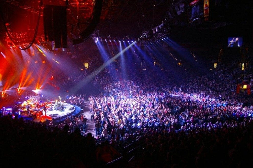 Las Vegas Konzerte