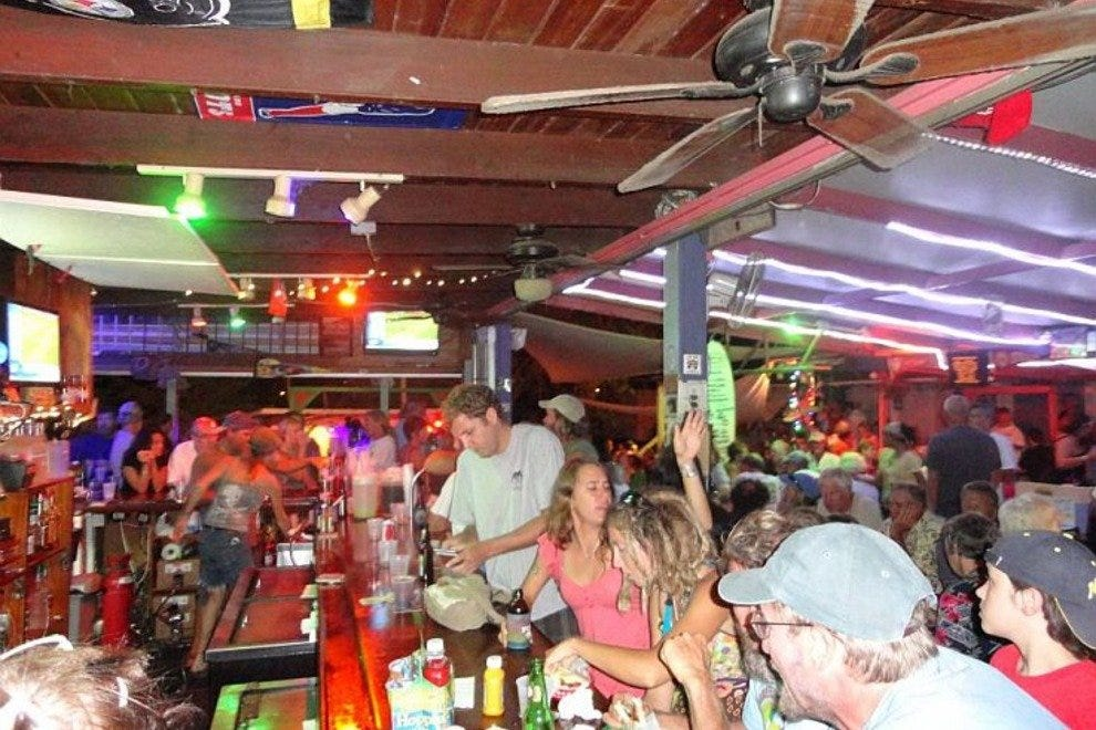 U S Virgin Islands Nightlife Night Club Reviews By 10best