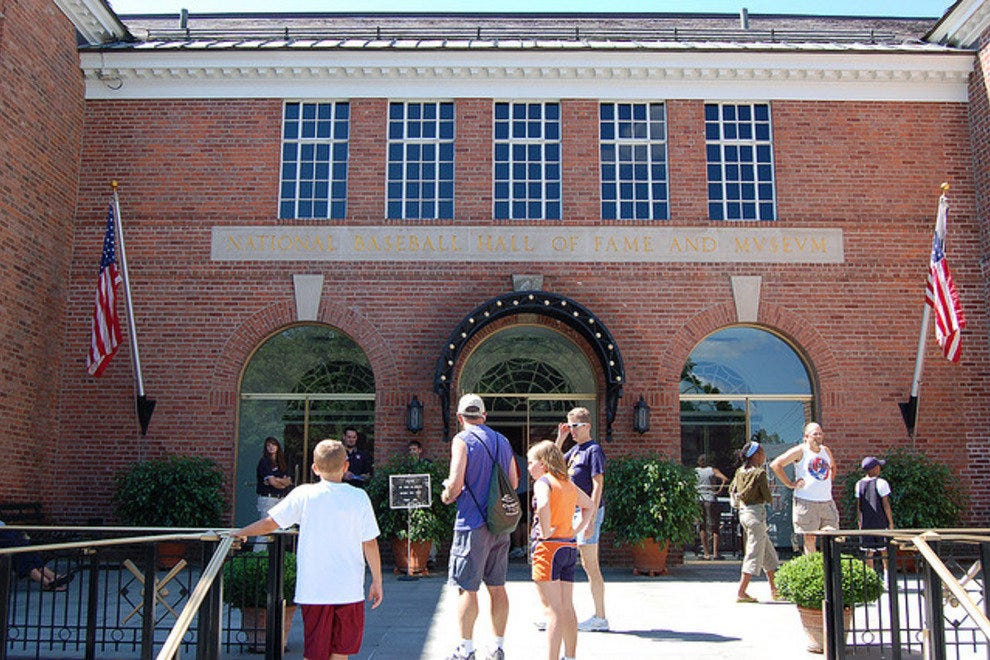 Cooperstown for Baseball Fans