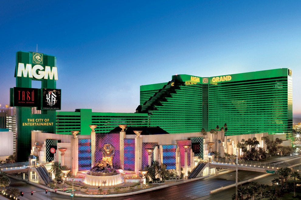 Casino hotel mgm vegas gambling line on superbowl