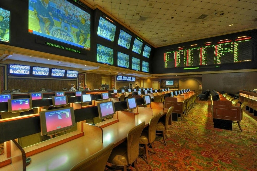 best casino for sports betting in vegas