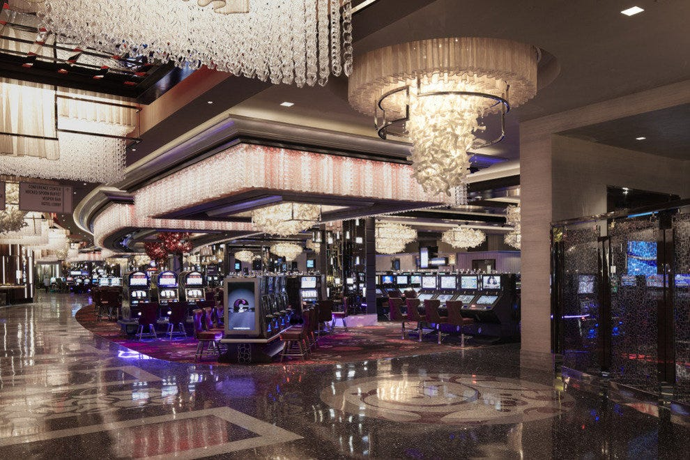 top casinos in las vegas