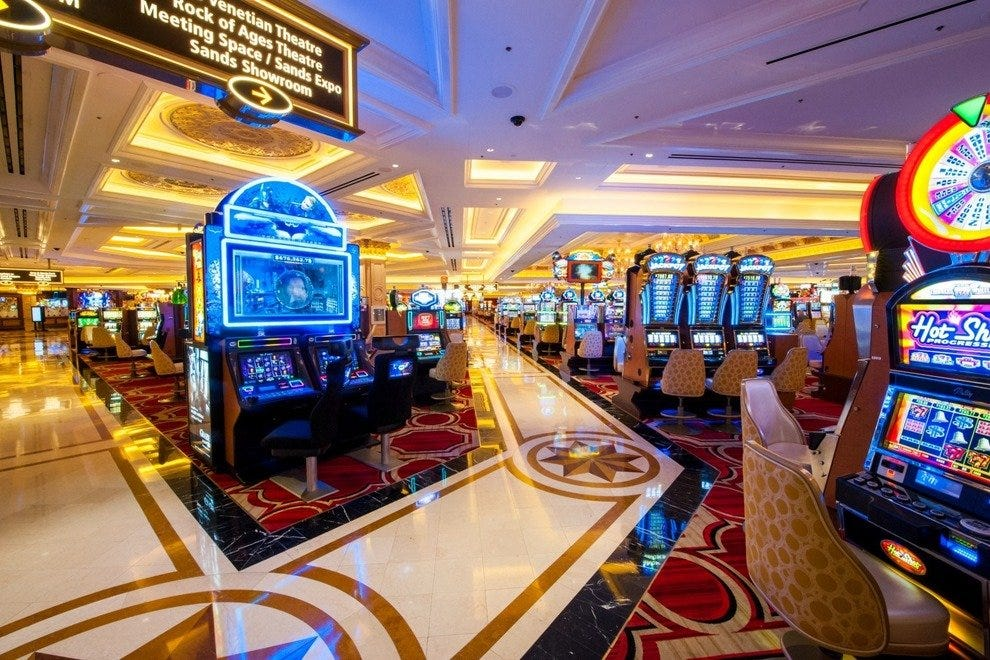 Top Casino Hotels In Las Vegas