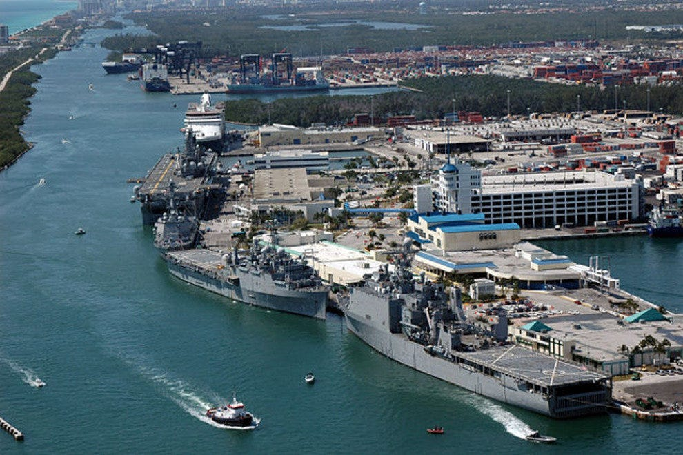 Fort Lauderdale Port >> Attractions Near Cruise Port Attractions In Fort Lauderdale