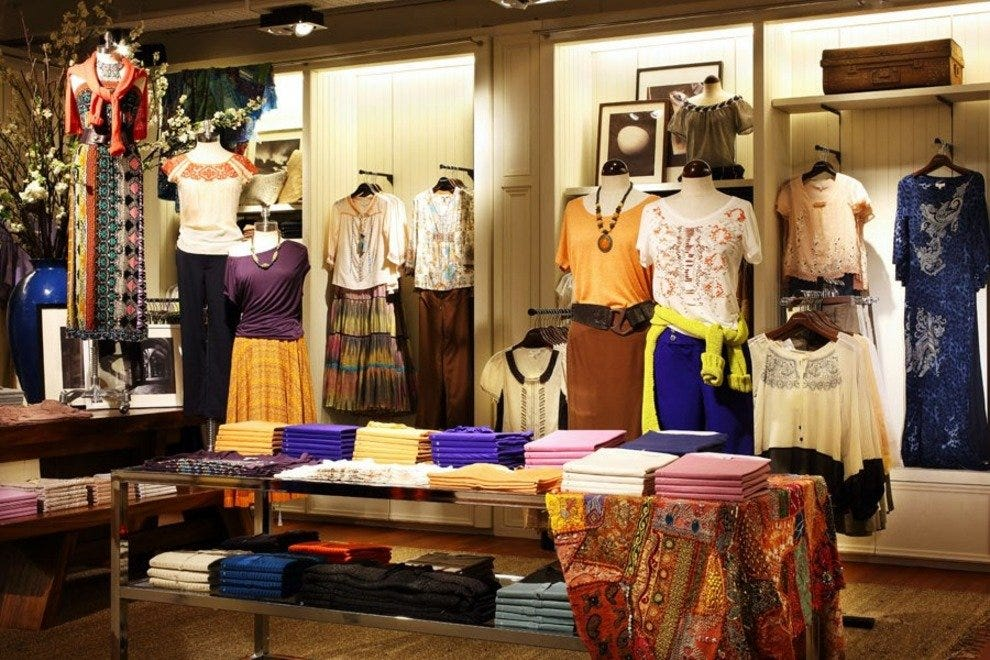 Online clothing store singapore