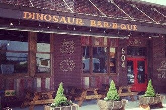 Dinosaur Bar-B-Que in Brooklyn: Famous BBQ, Ribs and More