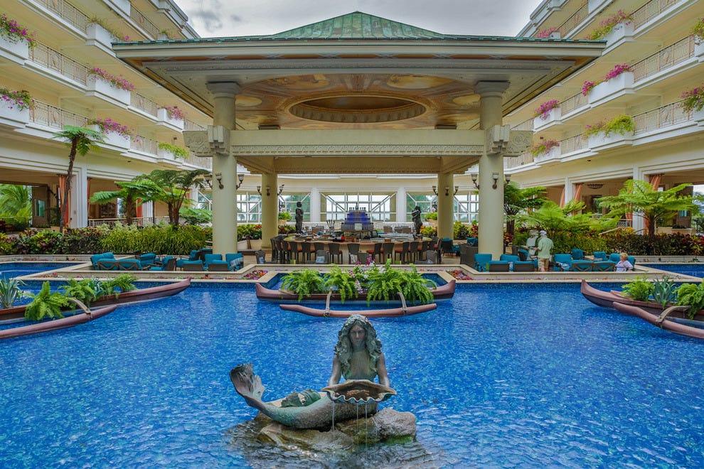 Grand Wailea A Waldorf Astoria Resort on Wailea Beach Villas Maui Hawaii