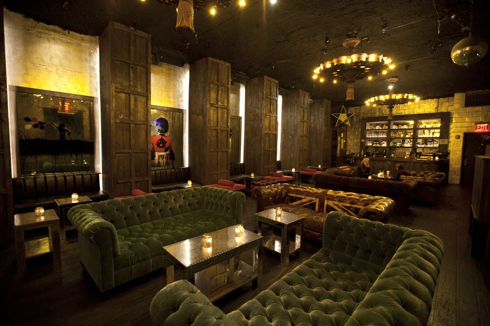 New York Cocktail Lounges 10best Lounge Reviews