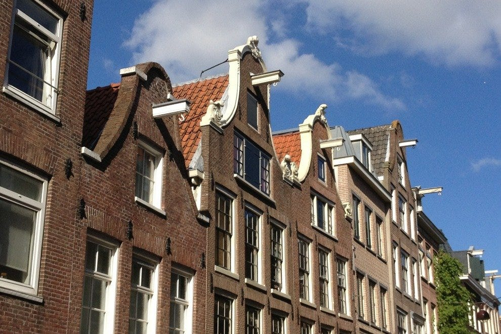 阿姆斯特丹房屋