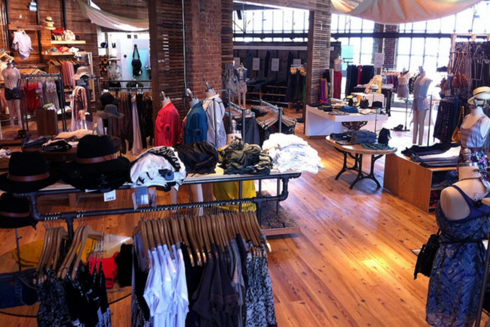 Urban wear clothing stores Clothing stores