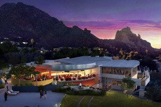 Scottsdale's Sanctuary on Camelback Prepares to Unveil New Jade Bar