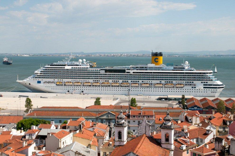 Santa Apolónia Cruise Port Lisbon Attractions Review Best - Lisbon cruise ship port