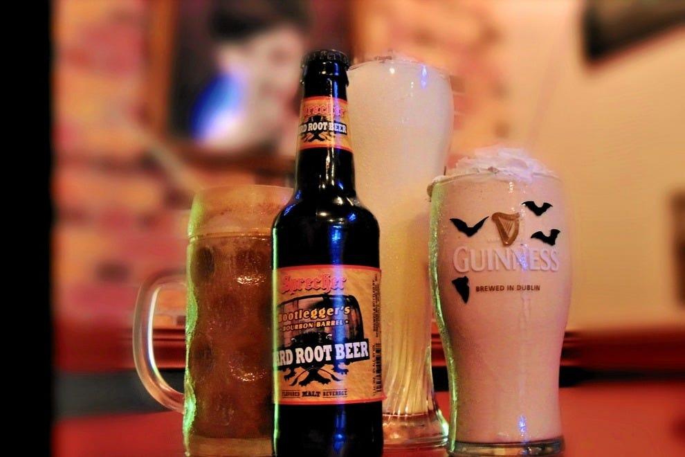 Beer milkshakes in the florida keys two drinks one for Craft beer key west