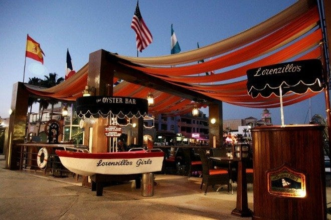 Lorenzillo's Live Lobster House
