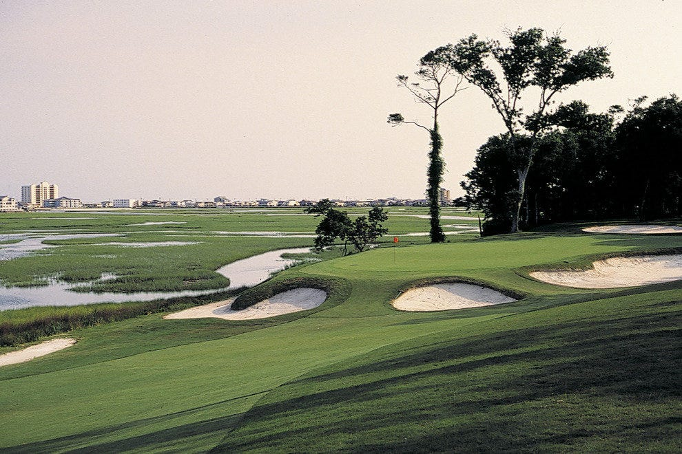 Tidewater Golf Club Myrtle Beach Attractions Review