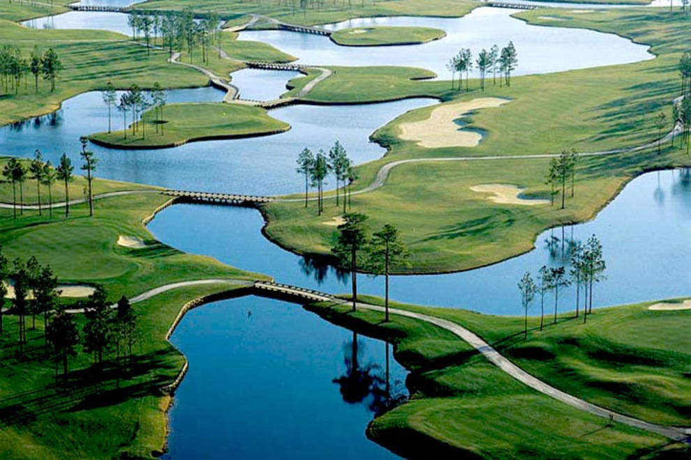 Attraction Slideshow Public Golf Courses In Myrtle Beach
