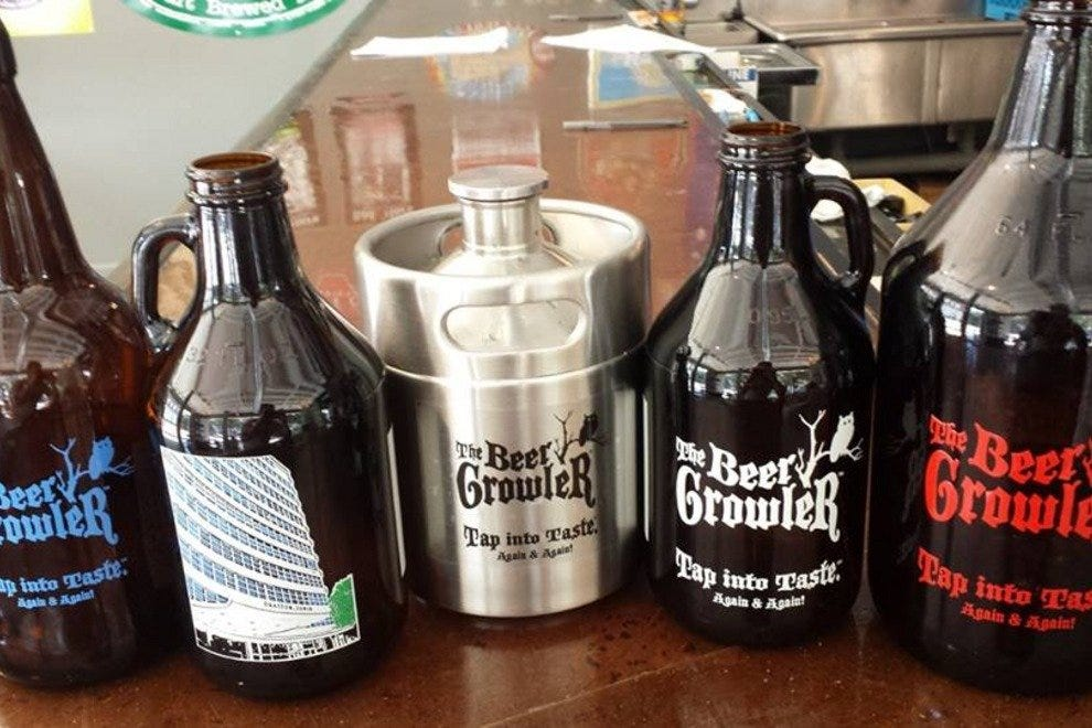 The Beer Growler