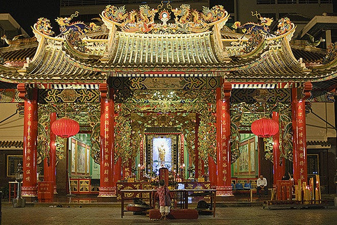 Guan Yin Shrine/Thien Fah Foundation