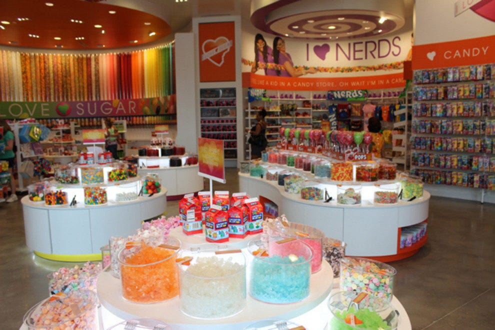 There's candy galore at I Love Sugar