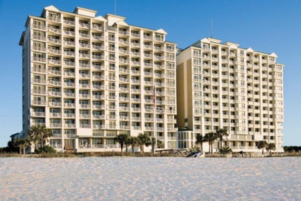 Homewood Suites Oceanfront Resort Conference Center Myrtle Beach