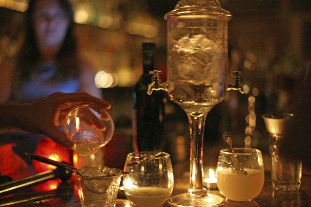 Absinthe is highly regulated in the US